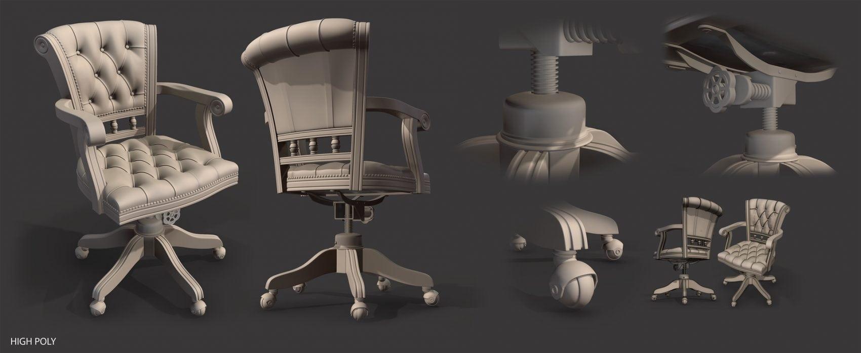 paul foster chair sheet high 1