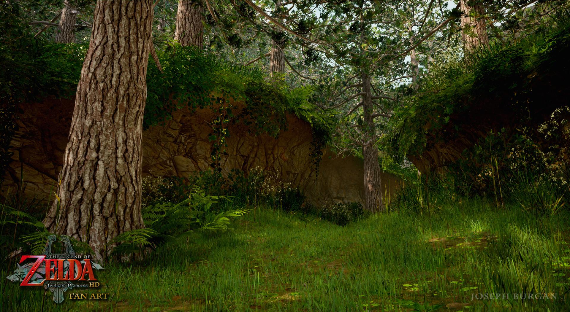 joseph burgan environment 3