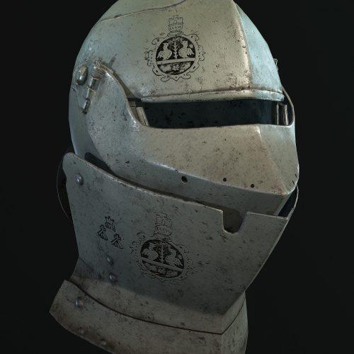 renepierreaudette medievalhelmet 02