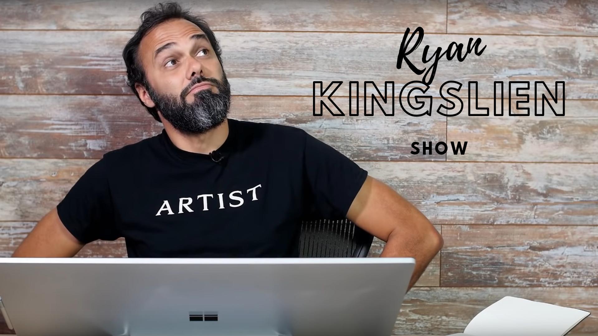Ryan Kingslien Show 1