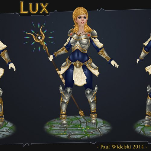 paul widelski lux league of legends by jimficker d8bqvnr