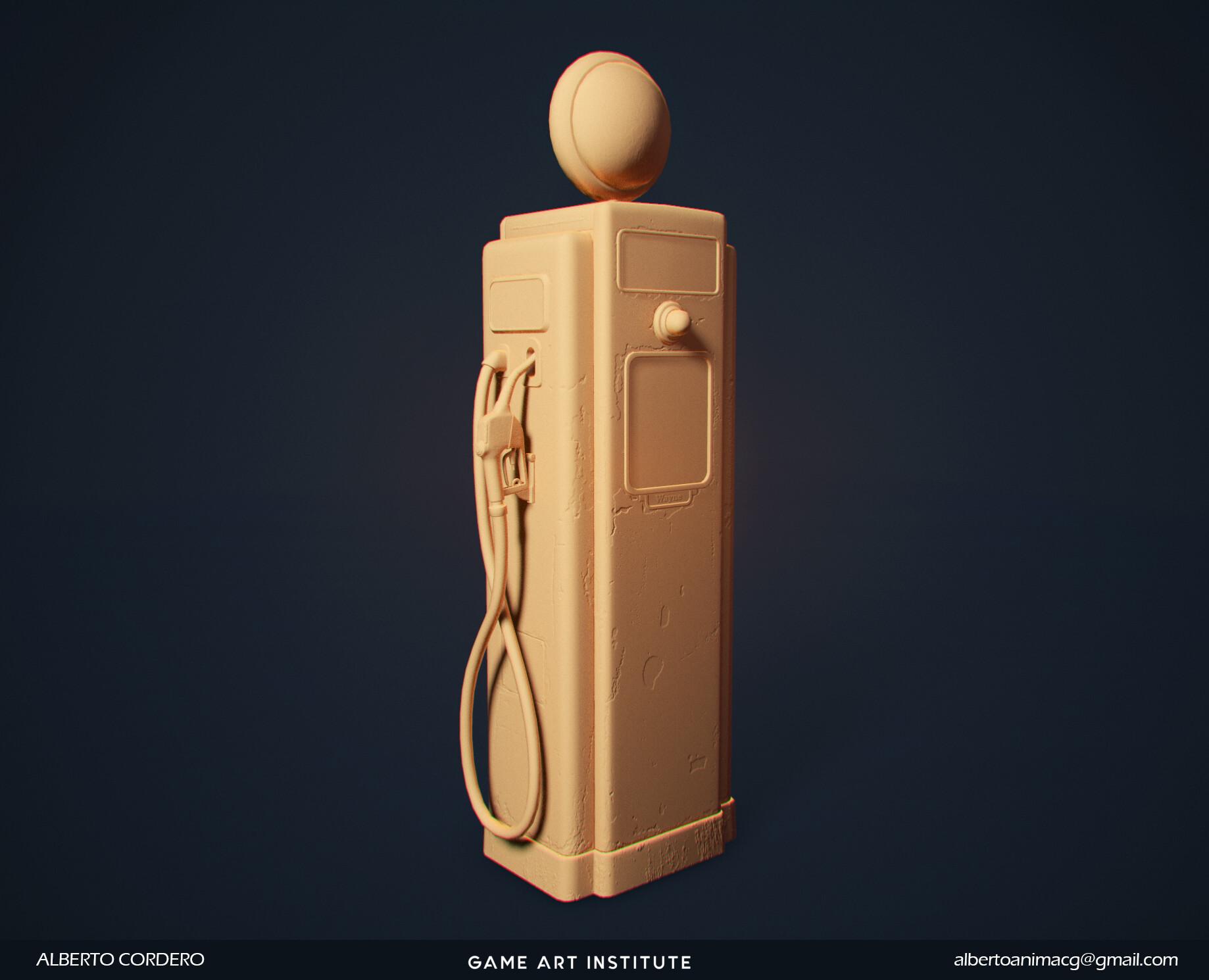 alberto cordero vintage gas pump 05