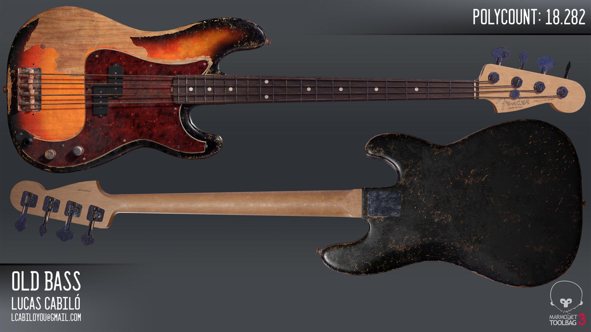 lucas cabilo bass render 01
