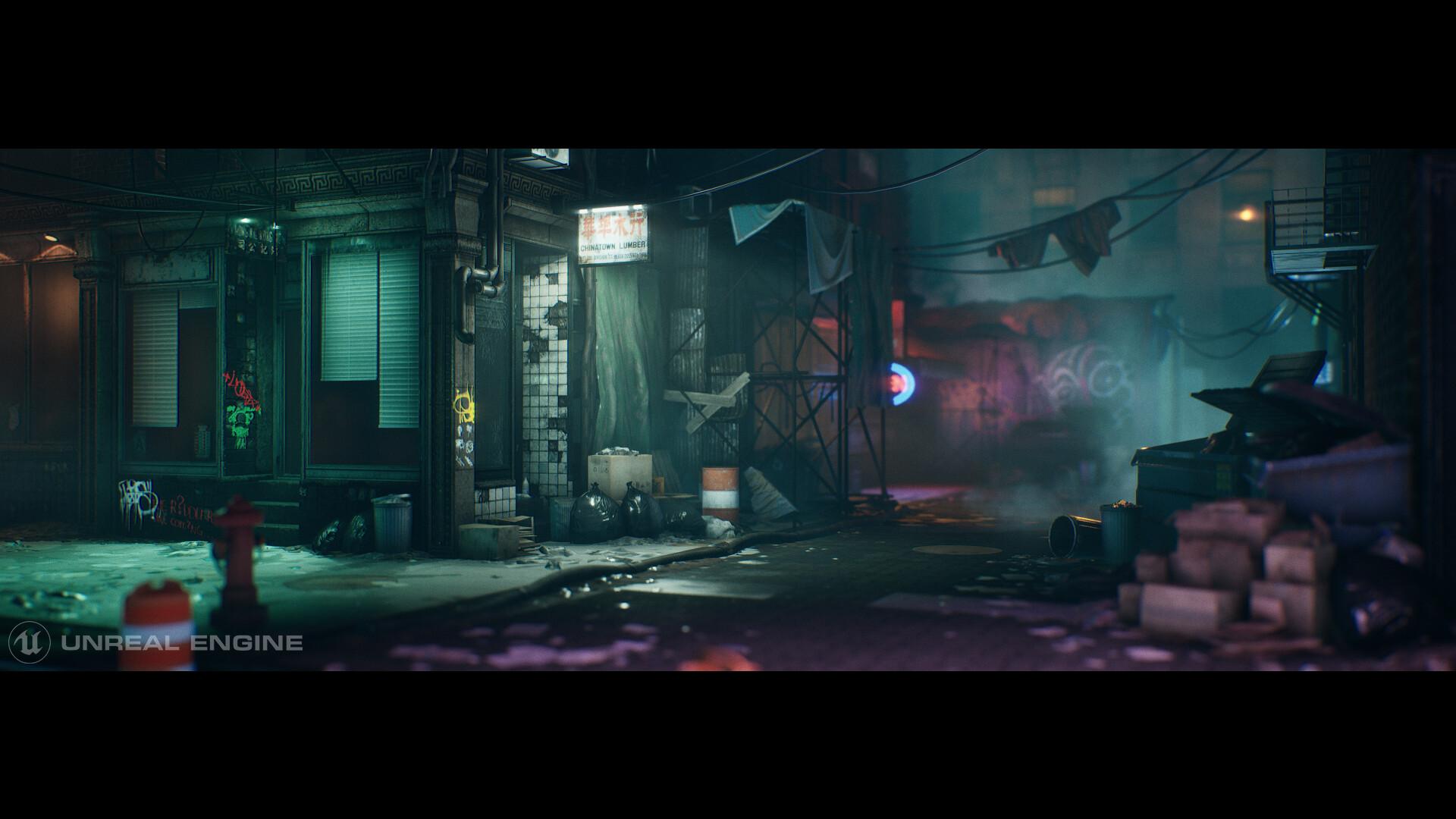 kemal gunel alley shot 001