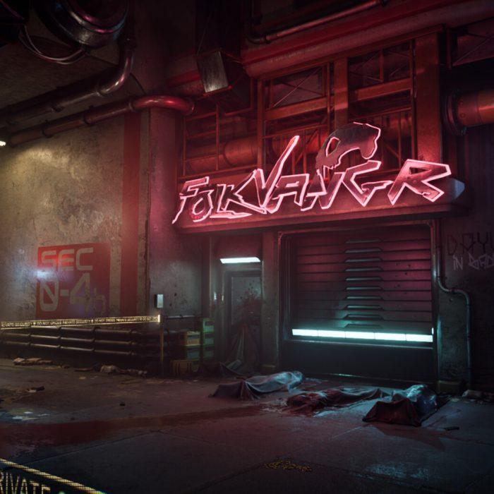 Folkvangr - Cyberpunk Crime Scene