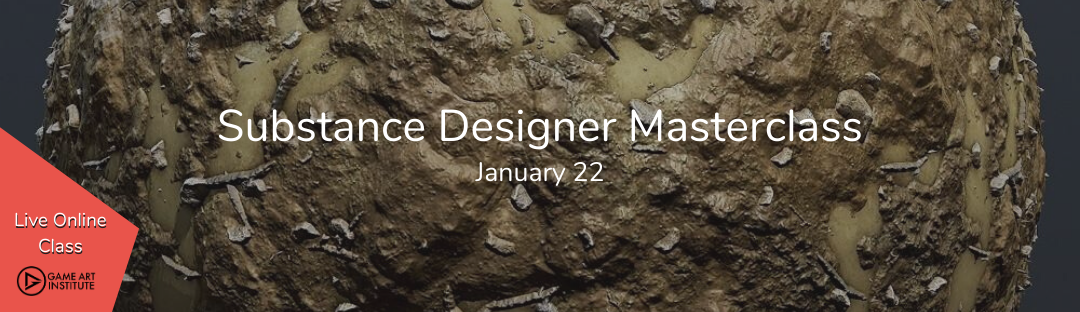 Substance Designer and Painter Masterclass