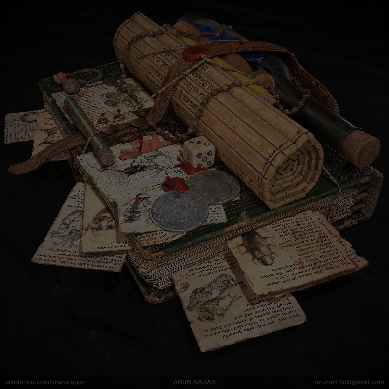 Episode 82: Arun Nagar, Freelance 3D Artist
