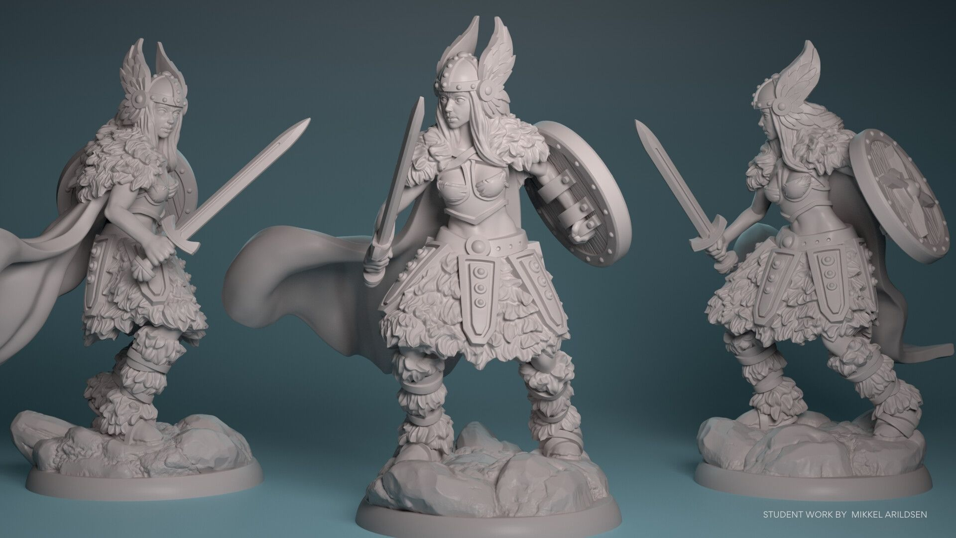 EBook: Sculpting Miniatures with Bob Plociennik