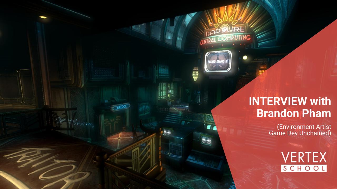 Episode 103: Brandon Pham (Game Dev Unchained)